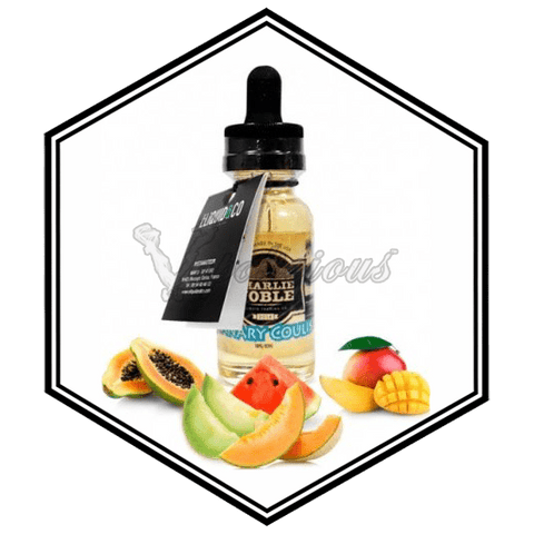 Canary Coulis Clone - 100ml DL - 4.5% NIC  Vapolicious™ Unsteeped E-Liquid vapolicious.myshopify.com Vapolicious™