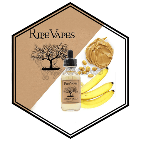 Monkey Snack - Ripe Vapes Clone - ½ for 50ml  Vapolicious™ Flavor Shots vapolicious.myshopify.com Vapolicious™