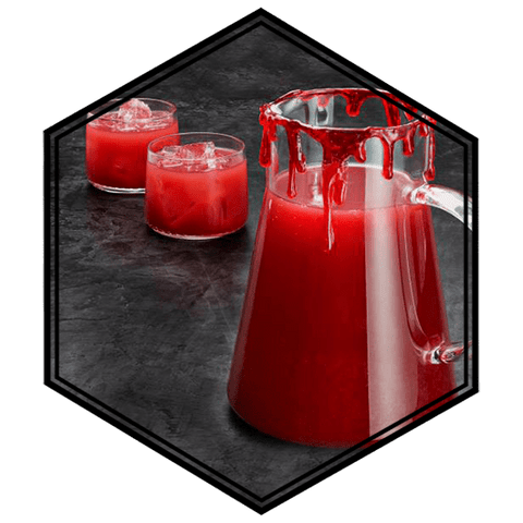 Red Blood & Co. - 100ml DL - 3% NIC