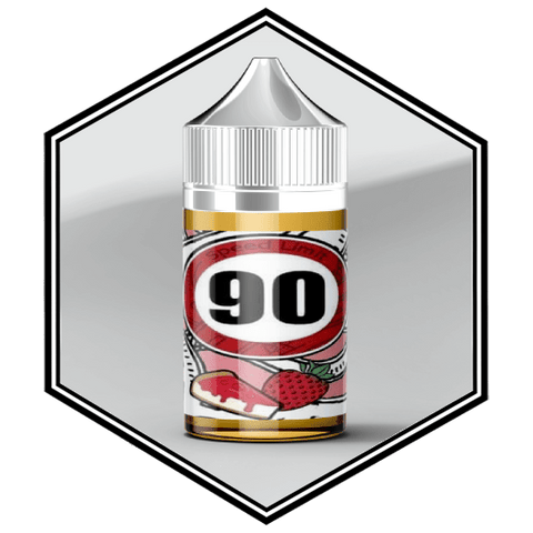 Strawberry Cheesecake - 30ml DL - 3% NIC  Speed Limit: 90™ Premium E-Liquid vapolicious.myshopify.com Vapolicious™