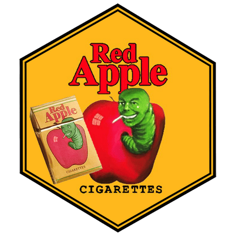 Tobacco Apple - 100ml MTL - 6% NIC