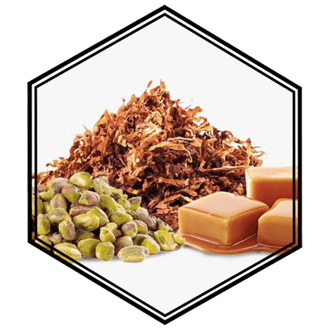 Tobacco Caramel: Nuts Edition - 100ml DL - 3% NIC