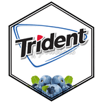Trident Blueberry - ½ for 50ml  Vapolicious™ Flavor Shots vapolicious.myshopify.com Vapolicious™