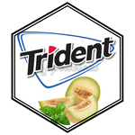 Trident Honeydew-Peppermint - 100ml MTL - 18% NIC  Vapolicious™ Unsteeped E-Liquid vapolicious.myshopify.com Vapolicious™