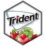Trident Tropic-Mint - 100ml MTL - 16% NIC  Vapolicious™ Unsteeped E-Liquid vapolicious.myshopify.com Vapolicious™
