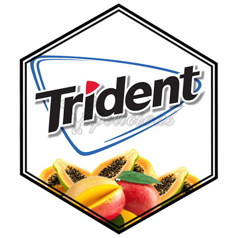 Trident Tropical - ½ for 50ml  Vapolicious™ Flavor Shots vapolicious.myshopify.com Vapolicious™