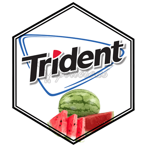 Trident Watermelon - ½ for 50ml  Vapolicious™ Flavor Shots vapolicious.myshopify.com Vapolicious™