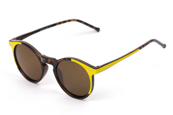DARK YELLOW TORTOISE