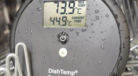 New Dishwasher Thermometer