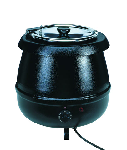 Genware 175-1005 Soup Kettle 0.4Kw 10 Litre (Wet Well), Soup Kettles, Advantage Catering Equipment