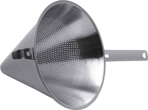 "Genware 17527 S/St. Conical Strainer 10"", Kitchen & Utensils, Advantage Catering Equipment"