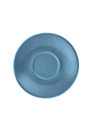 Genware 182115BL Royal  Saucer 16cm Blue, Tableware, Advantage Catering Equipment