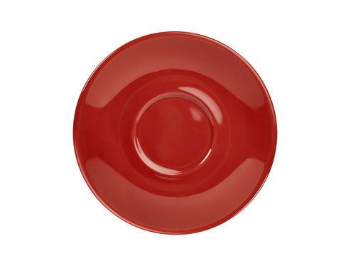Genware 182115R Royal  Saucer 16cm Red