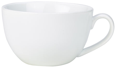 Genware 322123 Royal Bowl Shaped Cup 23cl/8oz