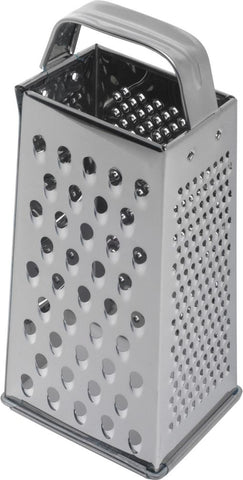 "Genware 42229 S/St.Box Grater 9""X4""X3"""
