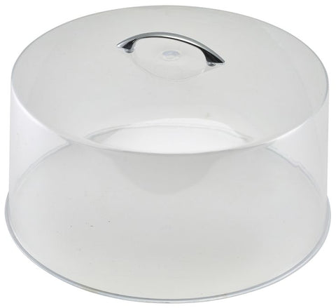 Genware 52049B Clear Polystyrene Cake Cover 30.5cm (Dia), Buffet & Display, Advantage Catering Equipment