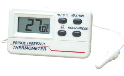 Genware 910-9 Digital Fridge/Freezer Thermometer -50 To 70å¡C, Kitchen & Utensils, Advantage Catering Equipment
