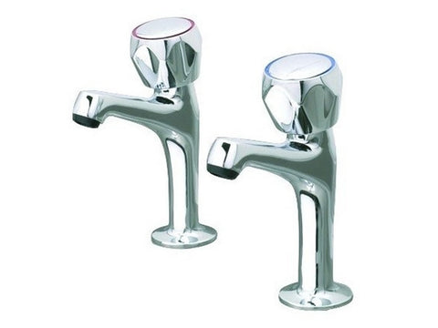 Advantage 1/2 Inch Dome Head Sink Taps, Taps, Advantage Catering Equipment