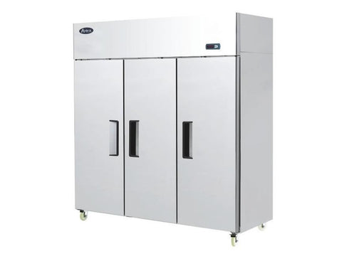 Atosa YBF 9237 Three Door Upright Fridge, Refrigerators, Advantage Catering Equipment