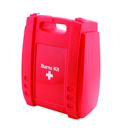 Genware BKMED Burns First Aid Kit Medium, Safety & First Aid, Advantage Catering Equipment
