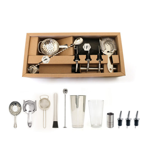 Bonzer Classic Cocktail Kit, Barware, Advantage Catering Equipment