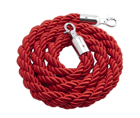 Genware BR-R Barrier Rope Red - Use W/ Code BP-RPE, Outdoor Products, Advantage Catering Equipment