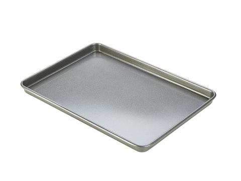 Genware BT-CS3525 Carbon Steel Non-Stick Baking Tray 35 x 25cm