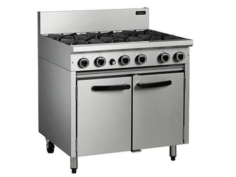 Blue Seal Cobra CR9D Gas Range with Static Oven