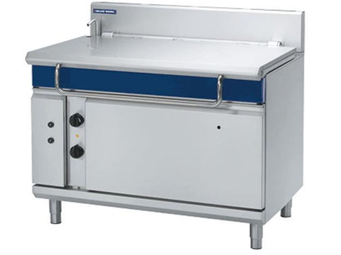 Blue Seal E580-12E Electric Tilting 120 Litre Bratt Pan, Bratt Pans, Advantage Catering Equipment