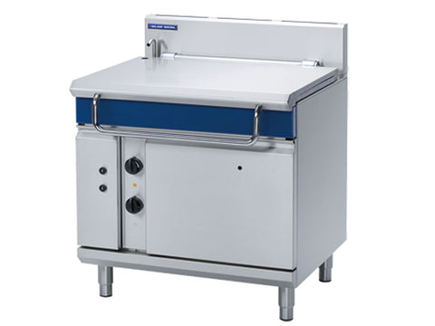 Blue Seal E580-8E Electric Tilting 80 Litre Bratt Pan, Bratt Pans, Advantage Catering Equipment