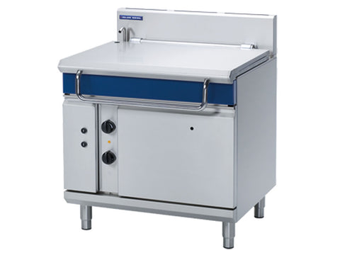 Blue Seal E580-8 Manual Tilting 80 Litre Bratt Pan, Bratt Pans, Advantage Catering Equipment