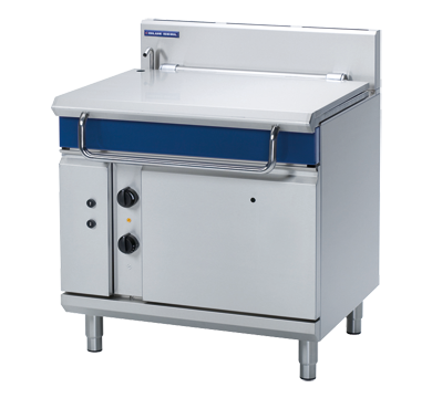 Blue Seal G580-8E Gas Tilting 80 Litre Bratt Pan, Bratt Pans, Advantage Catering Equipment
