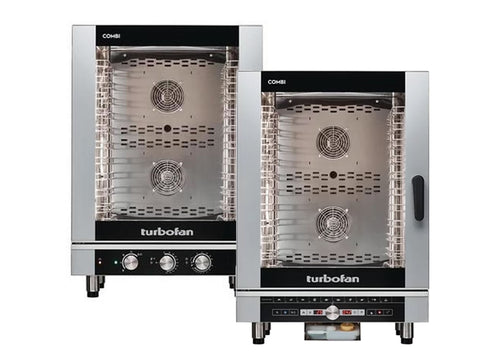 Blue Seal Turbofan EC40M10 Combi-Steamer Oven, Ovens, Advantage Catering Equipment