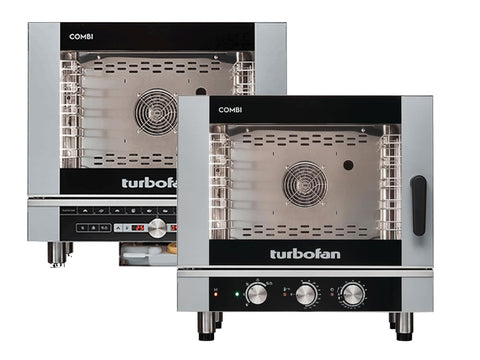Blue Seal Turbofan EC40M5 Combi-Steamer Oven