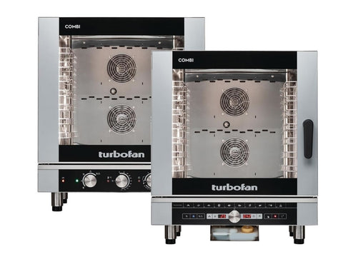 Blue Seal Turbofan EC40M7 Combi-Steamer Oven, Ovens, Advantage Catering Equipment