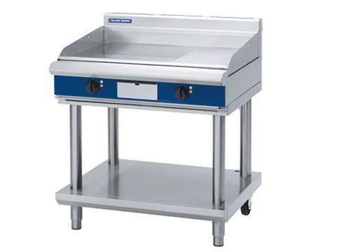 Blue Seal EP516-LS 900mm Electric Griddle on Stand, Griddles, Advantage Catering Equipment