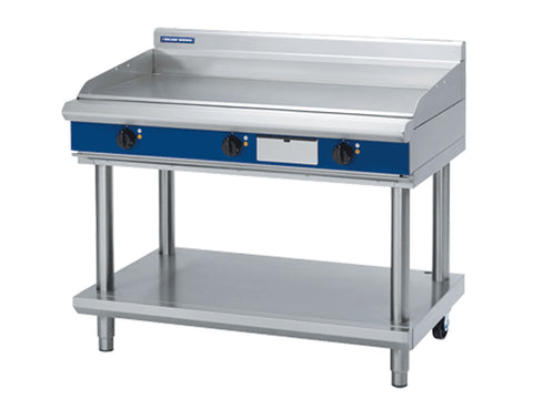 Blue Seal EP518-LS 1200mm Electric Griddle on Stand, Griddles, Advantage Catering Equipment