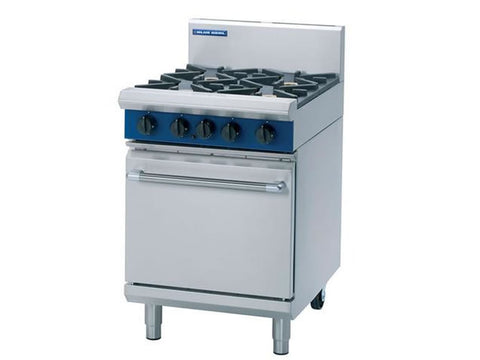Blue Seal G504D Gas Range with Static Oven, Range Cookers, Advantage Catering Equipment