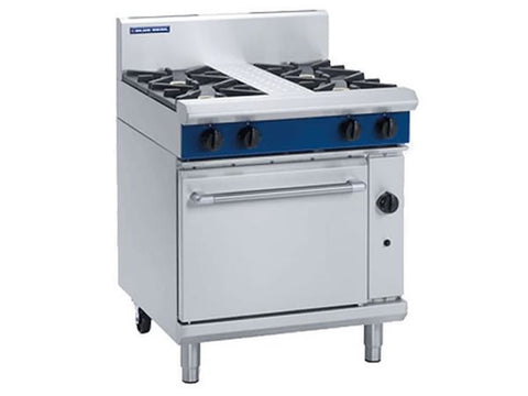Blue Seal G505C Gas Range with Griddle and Static Oven