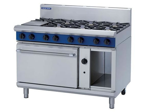 Blue Seal G508D Gas Range with Static Oven, Range Cookers, Advantage Catering Equipment