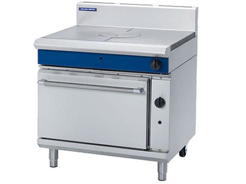 Blue Seal G570 Gas Target Top Range with Static Oven, Range Cookers, Advantage Catering Equipment