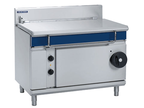 Blue Seal G580-12 Gas Tilting 120 Litre Bratt Pan, Bratt Pans, Advantage Catering Equipment