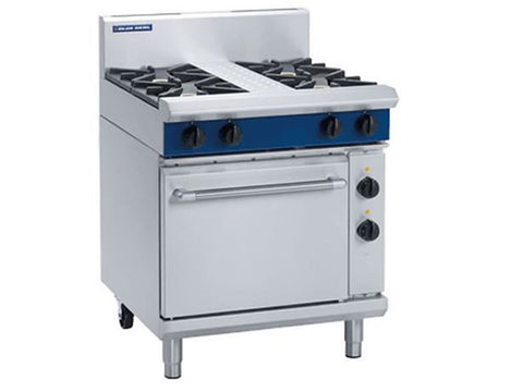 Blue Seal GE505D Gas Range with Electric Static Oven, Range Cookers, Advantage Catering Equipment