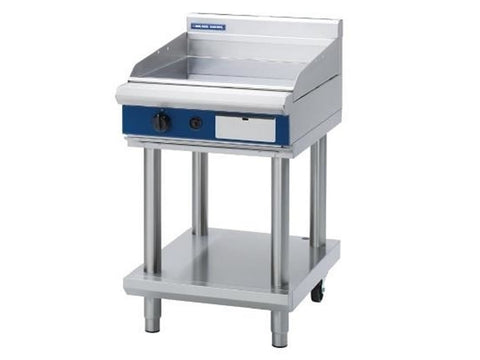 Blue Seal GP514-LS 600mm Gas Griddle on Stand, Griddles, Advantage Catering Equipment