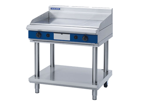 Blue Seal GP516-LS 900mm Gas Griddle on Stand, Griddles, Advantage Catering Equipment