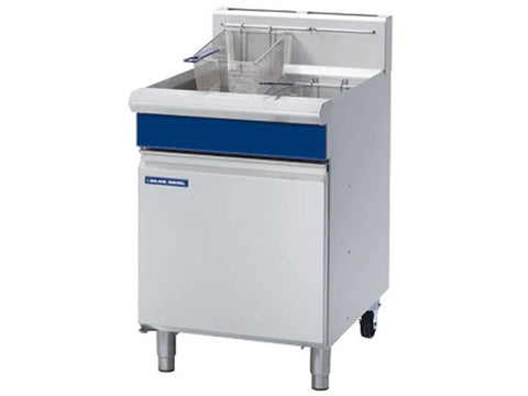 Blue Seal GT60 Vee Ray Single Pan Gas Fryer, Fryers, Advantage Catering Equipment
