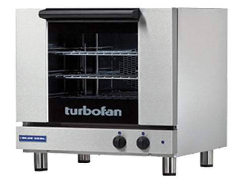 Blue Seal Turbofan E23M3 Manual Electric Convection Oven