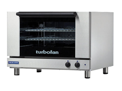 Blue Seal Turbofan E27M2 Manual Electric Convection Oven, Ovens, Advantage Catering Equipment