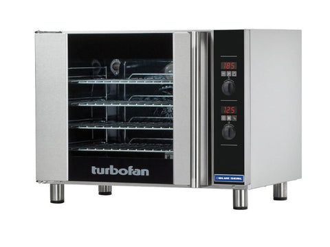 Blue Seal Turbofan E31D4 Digital Electric Convection Oven, Ovens, Advantage Catering Equipment