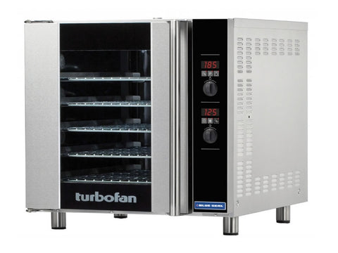 Blue Seal Turbofan E32D4 Digital Electric Convection Oven, Ovens, Advantage Catering Equipment